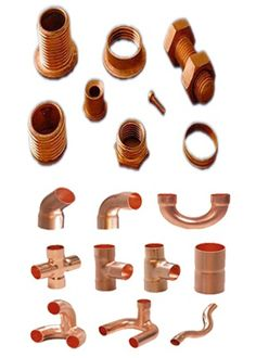 #CopperFittings   #Copperfitting #CopperComponents  #CopperParts   Copper fittings Copper Components Copper Parts Screw Machine Copper parts Bar Turned, cast/machined and pressed components for electrical and plumbing use.  Copper Fittings Copper Fitting Copper Fittings Copper Parts Copper Components  Manufacturers india.