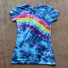 Tulip Tie Dye T-shirt Party!