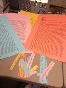 Citation lesson idea (high school)