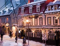 Explore the area of the Château Frontenac and Terrace Dufferin and discover its many attractions.