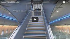 Inside the A380's cabin - Fun Sites