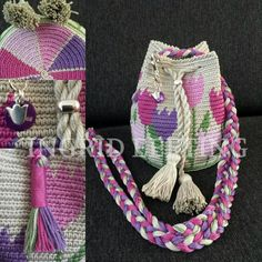 Mochila bag Mini Tulip - image only - bad link