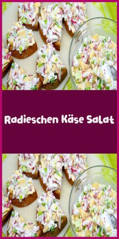 Radish cheese salad - ingredients 2 bunches of radishes 1 bunch of spring onions 10 . - Radish cheese salad – Ingredients 2 bunches of radishes 1 bunch of spring onions 100 g any sliced ​​cheese 100 g mayonnaise – Cake - Cheese Salad, Salad Ingredients, Cheese Ingredients, Fresh Vegetables, Crockpot Recipes, Salad Recipes, Food And Drink, Stuffed Peppers, Cooking