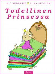 Todellinen prinsessa_kansikuva Winnie The Pooh, Fairy Tales, Disney Characters, Fictional Characters, Literature, Snoopy, Comics, Kids, Literatura