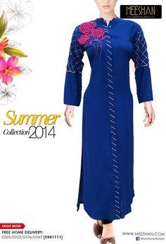 Meeshan Summer Dresses 2014 For Women