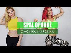 TRENING NA BOCZKI I OPONKĘ | spalanie i wzmacnianie - YouTube Cardio, Abs, Exercise, Youtube, Workout, Sports, Women, Ejercicio, Excercise