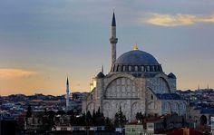 İstanbul'un 6. tepesi: Mİhrimah Sultan Camii