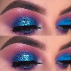 Masquerade palette @kimberlyparedes_ ・・・ A close up from my last look *recreation of @bretmanrock look. .