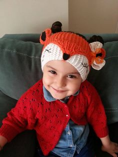 Check out this item in my Etsy shop https://www.etsy.com/listing/261612840/headband-with-fox
