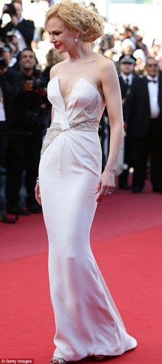 Nicole Kidman in Giorgio Armani @ 2013 Cannes Film Festival