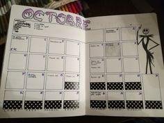 Octobre 2016, thème Halloween