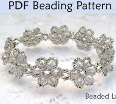 Bracelet Beading Pattern