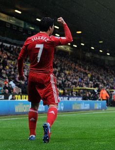 Hat trick hero... If you haven't seen his 3rd goal of the Norwich game then stop what you are doing now and watch it.