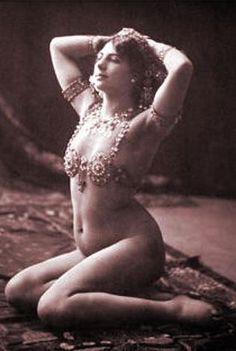 Mata Hari by Paul Boyer