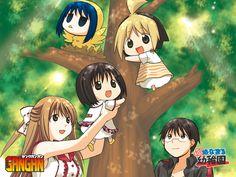 HANAMARU YOUCHIEN Slice Of Life, Anime Shows, Anime Art, Kindergarten, Preschool, Kawaii, Manga, Cute, Yamamoto