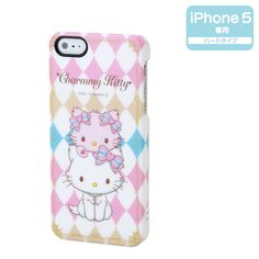 チャーミーキティ iPhone5ハードカバー サンリオオンラインショップ - キティなどサンリオキャラクターグッズの公式通販サイト