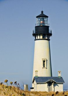 Yaquina Lighthouse, Oregon