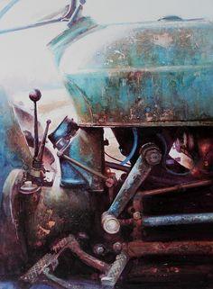 HARVEST DAYS  - David Poxon