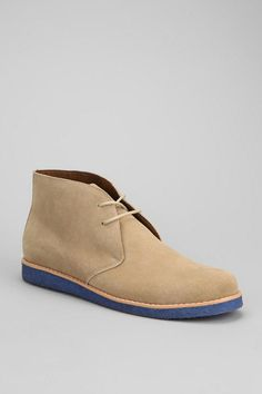 Shore Leave Crepe Chukka  #UrbanOutfitters