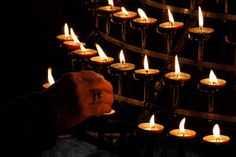 Catholic Prayers: Why do Catholics use statues, paintings, and light candles as part of their faith?