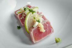 Tataki de atún rojo en #amadacarlotahrmenú