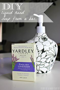 So I'm sure if you're on Pinterest, you've seen a million make your own liquid soap from a bar posts by now. My husband and I are on a new budget, and have been trying to save money lately, so I'm ...