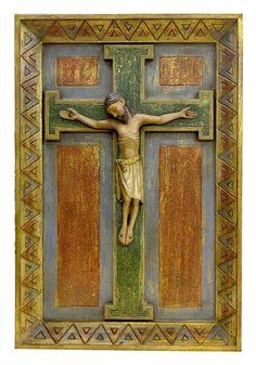 Life Of Christ, Sacred Heart, Crosses, Folk Art, Religion, Mexican, Bible, Virgin Mary, Christianity