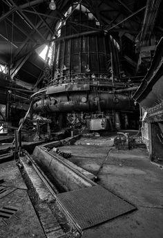Fabricas abandonadas