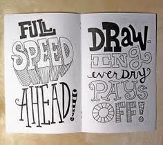 hand drawn typography - Google Search