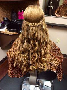 Braids and curls