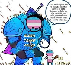 Passing on the good word to all the trans folks Pride Transgender Ftm, Lgbt Memes, Funny Memes, Gay Couple, 4 Panel Life, Trans Boys, Trans Art, Lgbt Community, Cute Gay