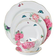 Royal Albert - Miranda Kerr Friendship Place Setting 5pce
