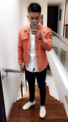 men outfits - You are looking for outfit inspiration Then take a look at us! Henleinz offers inexpensive outfits Either you are looking for casual, business, urban, classy looks, we got you covered! Blazer Outfits Men, Outfits Casual, Stylish Mens Outfits, Fashion Outfits, Trendy Mens Fashion, Urban Fashion, Fashion Moda, Streetwear, Look Man
