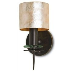 Currey and Company Theta Wall Sconce 5135
