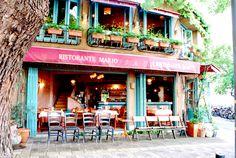 """""""Ristorante Mario"""" located in Nakajimacho, Hiroshima"""