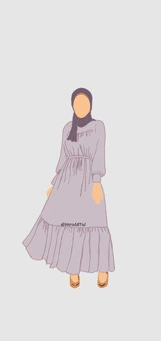 Hijab Drawing, Galaxy Wallpaper, Cartoon Art, Disney Characters, Fictional Characters, Ootd, Study, Fan Art, Disney Princess