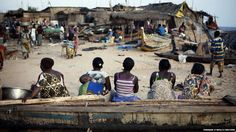 floods in Cotonou, Benin