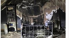 What you see here are the remains of Caitlin Rae Durants bedroom in North Wales when her iPhone went up in flames. Caitlin, 15, had foolishly left her iPhone attached to her genuine iCharger on the…