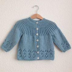 We Like Knitting: Rosabel Cardigan - Free Pattern