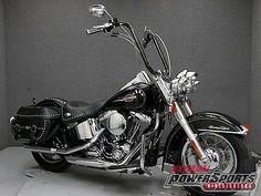 eBay: Softail 2014 Harley-Davidson FLSTNSE CVO SOFTAIL DELUXE Used