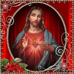 Monat Juni - Herz Jesu Monat, hl. Herz Jesu, erbarme dich unser