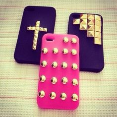Image about beautiful in mode by Justine on We Heart It Bling Phone Cases, Ipod Cases, Diy Phone Case Design, Iphone 6, Pink Iphone, Cell Phone Covers, Cute Cases, Tumblr, Iphone Accessories