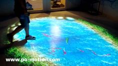 Lumo Play Interactive Floor and Wall Projection Software (formerly Po-mo...