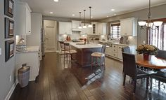 Would you LOVE to cook in this dream kitchen from Lennar Minnesota?