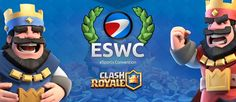 Grand Tournoi Clash Royale de l'ESWC à la Paris Games Week - Du 10 septembre au…
