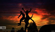 Sunset by iJS #nature