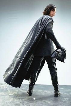 Star Wars The Last Jedi photoshoot //