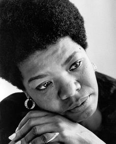 Rest in Paradise PHENOMENAL woman. Maya Angelou