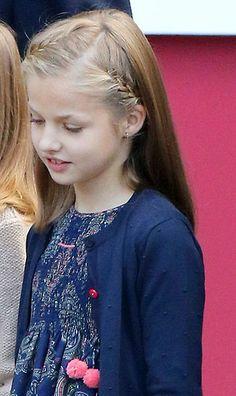 La princesa Leonor recibe el Toisón de Oro por su décimo cumpleaños - Foto 1