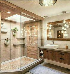 25 sophisticated bathroom decorating ideas that beautify your - 25 demanding . - 25 sophisticated bathroom decorating ideas that beautify yours – 25 sophisticated bathroom decora - Modern Bathroom Design, Bathroom Interior Design, Bathroom Designs, Bath Design, Shower Designs, Bathroom Inspiration, Bathroom Ideas, Bathroom Goals, Bathroom Plants